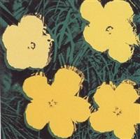 flowers, [ii.72] by andy warhol